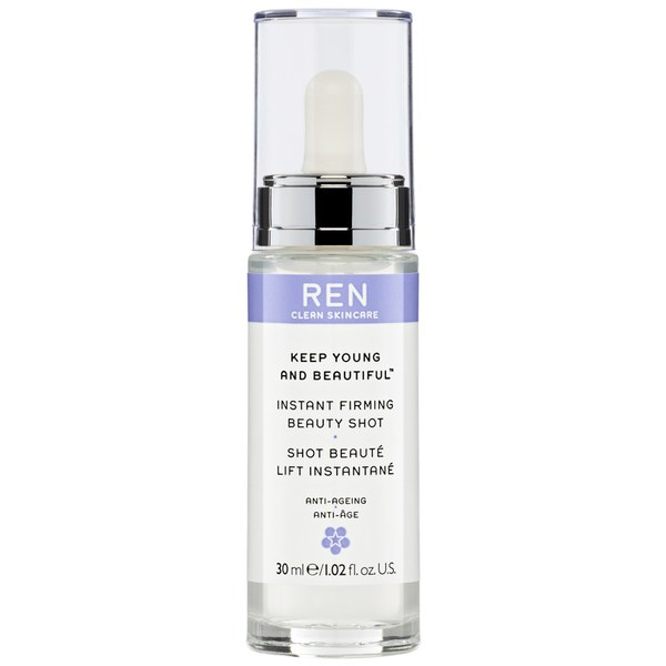 REN Keep Young and Beautiful™ Instant Firming Beauty Shot