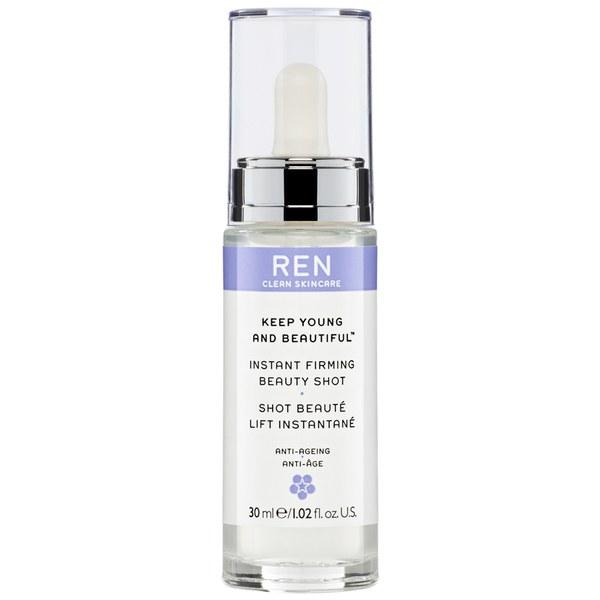 REN Keep Young and Beautiful™ Instant Firming Beauty Shot sérum tonifiant