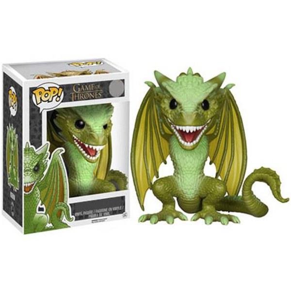 Game of Thrones Rhaegal Dragon 6 Inch Pop! Vinyl Figure