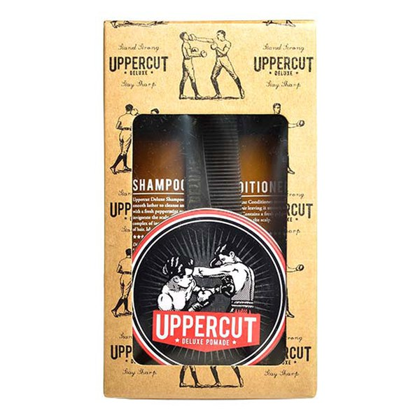 Uppercut Deluxe Men's Kit - Pomade Combo