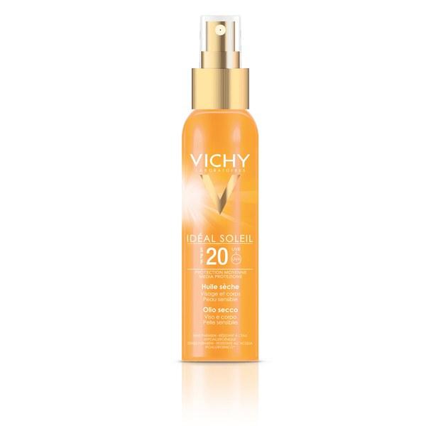 Vichy Ideal Soleil aceite corporal SPF 20 125ml