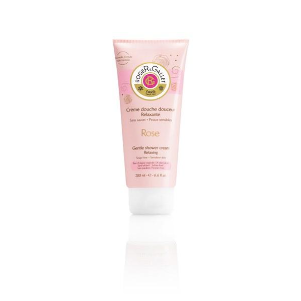 Roger&Gallet Rose Shower Cream 200ml