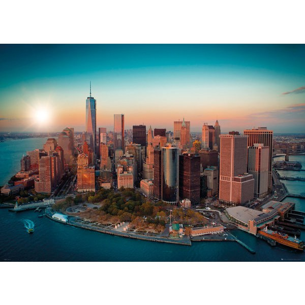 New York Freedom Tower Manhattan - Giant Poster - 100 x 140cm