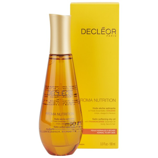 Decl 201 Or Aroma Nutrition Softening Dry Oil 100ml Free