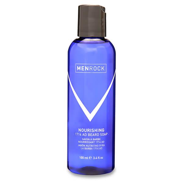 Jabón hidratante para barba1714AD de Men Rock