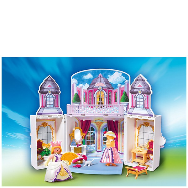 Playmobil Princesses My Secret Princess Castle Play Box 5419 Toys
