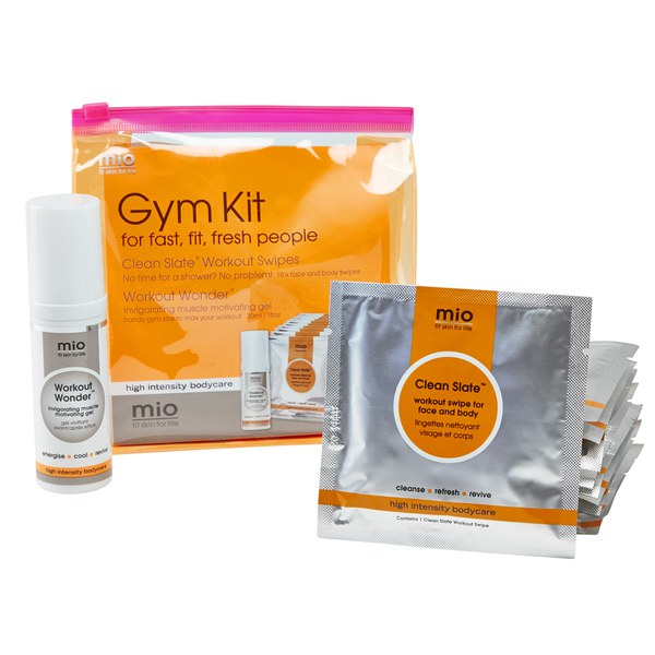 Mio Skincare New Gym Kit