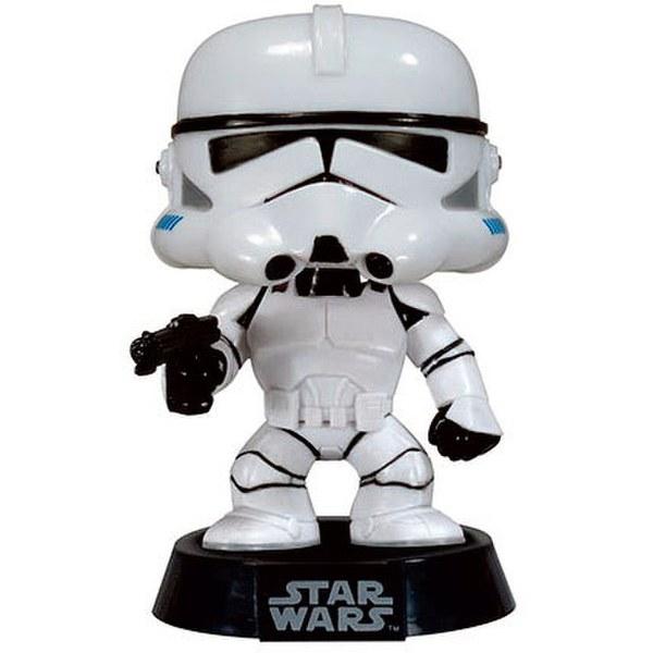 Star Wars Clone Trooper Black Box Re-issue Pop! Vinyl Figure
