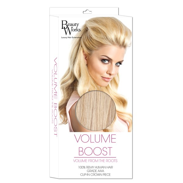 Beauty Works Volume Boost Hair Extensions - Vintage Blonde 60
