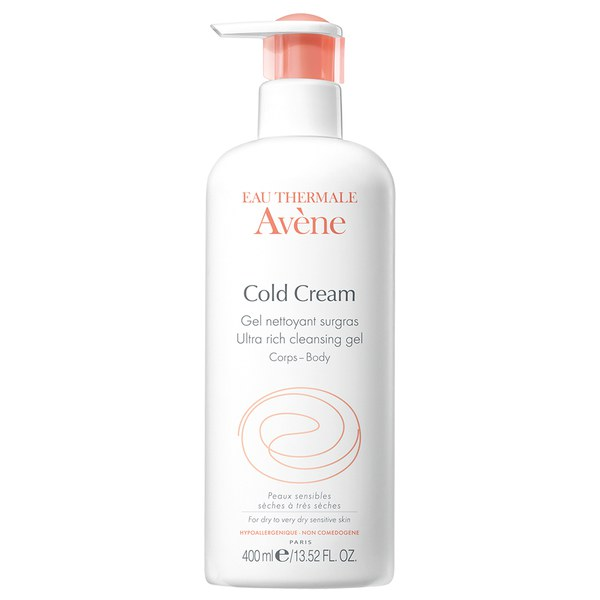 Avène Cold Cream Ultra Rich Cleansing Gel (400ml)