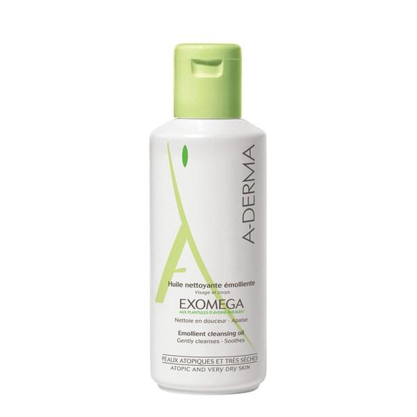 A-Derma Exomega Shower Cleansing Oil (200ml)