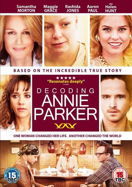 Decoding Annie Parker DVD   Zavvi.com