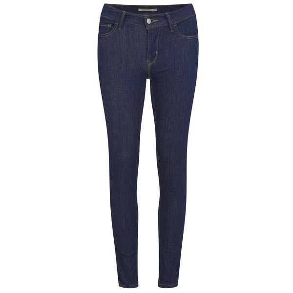 Levi's Women's Innovation Super Skinny Mid Rise Jeans - Pacific Rinse