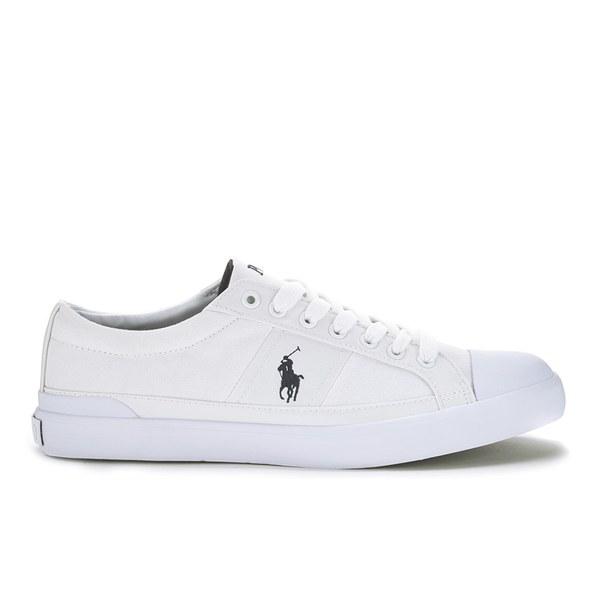 Polo Ralph Lauren Canvas Shoes Uk