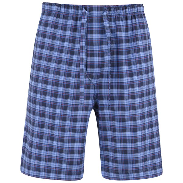 Derek Rose Men's Ranga 15 Shorts - Blue