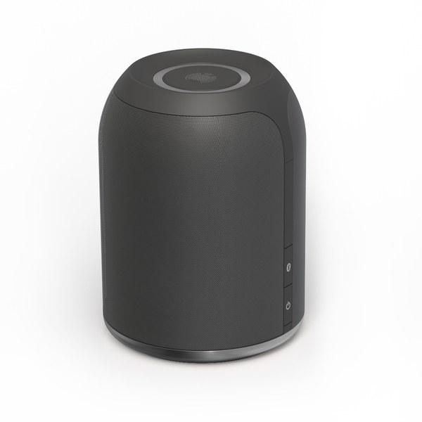 Ministry of Sound Audio M Wireless Hi-Fi Speaker - Charcoal and Gun Metal