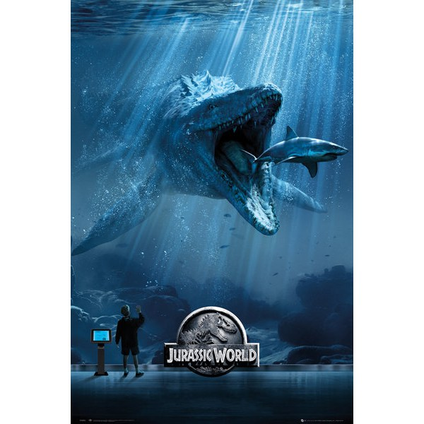 Download Jurassic World (2015) Dubbed In-Hindi