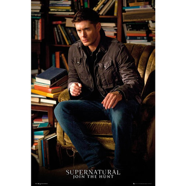 Supernatural Dean Solo - 24 x 36 Inches Maxi Poster