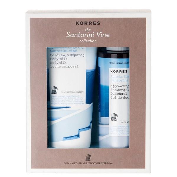 Korres Santorini Vine Collection