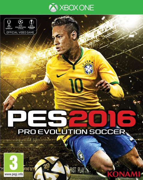 PES 2016: Pro Evolution Soccer - Day One Edition: Image 01