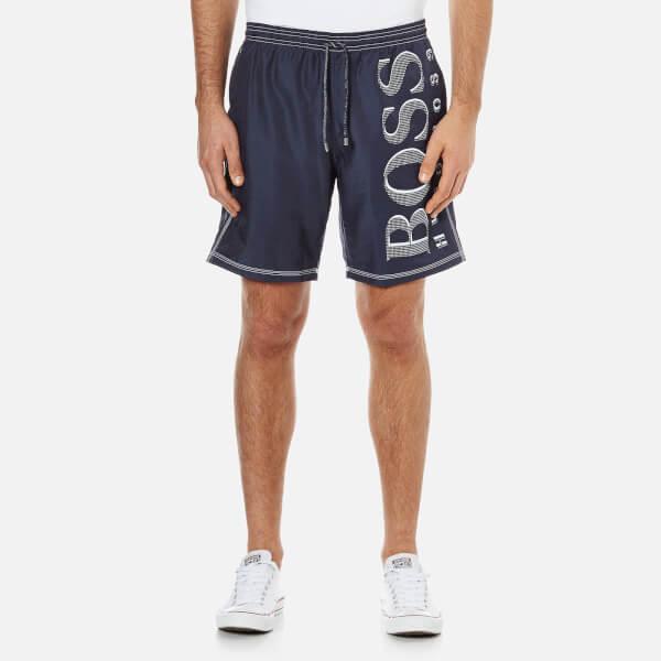 BOSS Hugo Boss Men's Killifish Swim Shorts - Navy