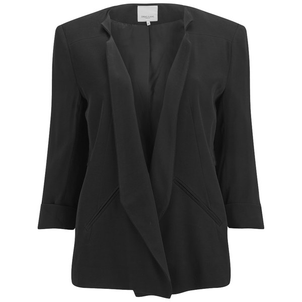 Great Plains Women's About Town Blazer - Black