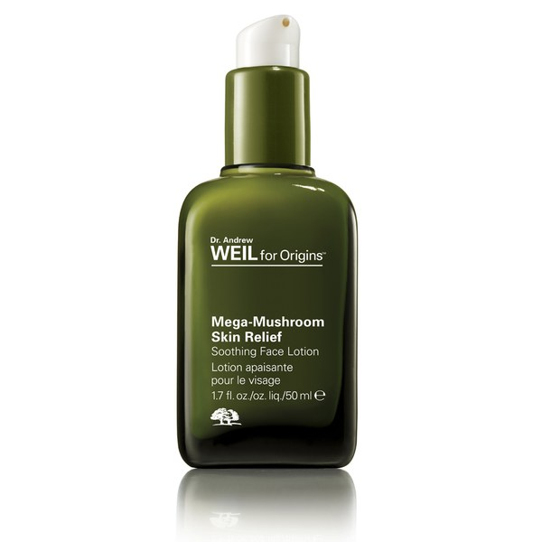 Origins Dr Andrew Weil Mega-Mushroom Skin Relief lotion faciale calmante (50ml)