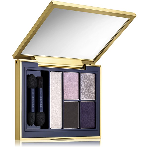 Sombra de ojos Pure Color Envy Sculpting Eyeshadow, paleta de 5 colores, 7 g, en Envious Orchid de Estée Lauder