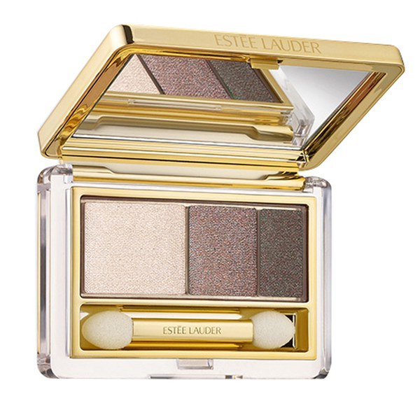 Estée Lauder Pure Color Instant Intense Eye Shadow Trio 2 g in Amber Alloy