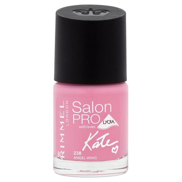 rimmel kate salon pro nail polish angel wing health