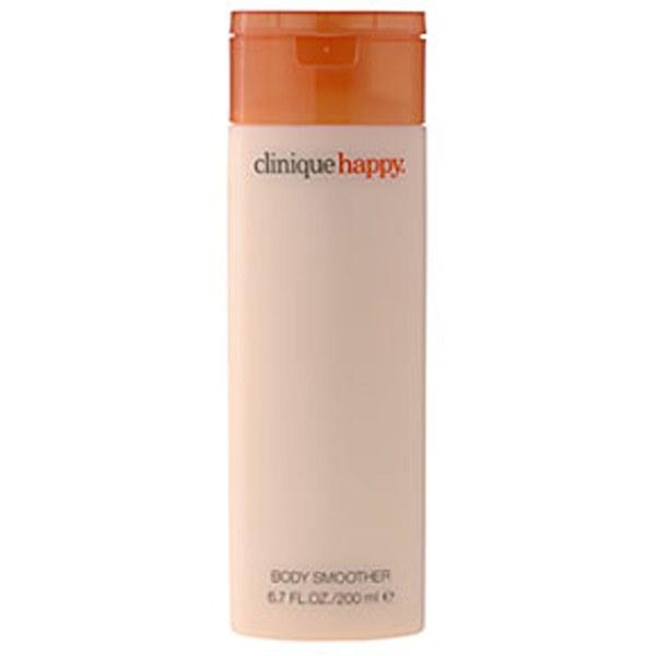 Clinique Happy Body Smoother crème adoucissante corporelle (200ml)