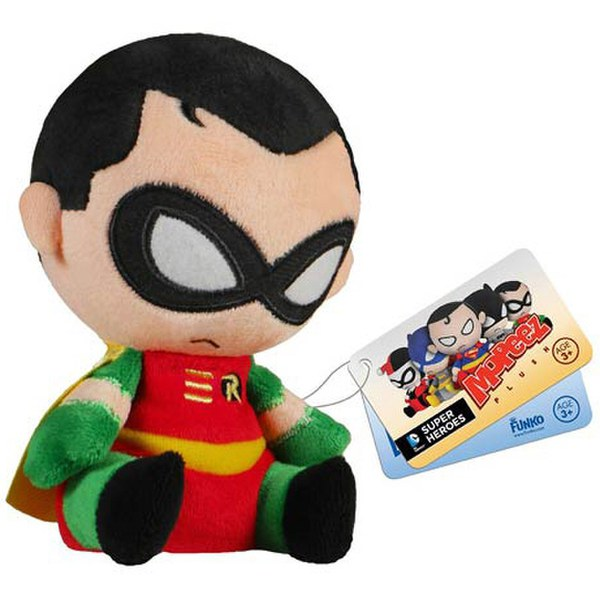 Mopeez DC Comics Batman Robin Plush Figure