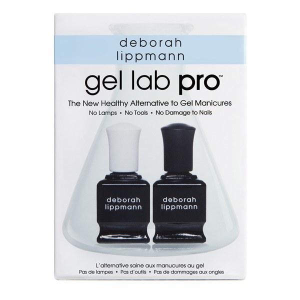 Deborah Lippmann Gel Lab Pro Base and Top Coat (2 x 15ml)