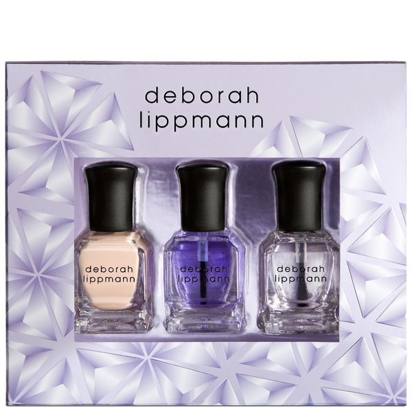 Deborah Lippmann Nail Care Oil - Treat Me Right (3x8ml)