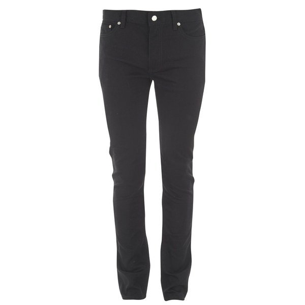 BLK DNM Men's 25 Furman Skinny Fit Jeans - Black
