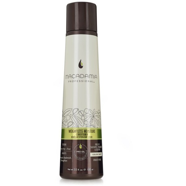 Macadamia Weightless Moisture Conditioner (100ml)