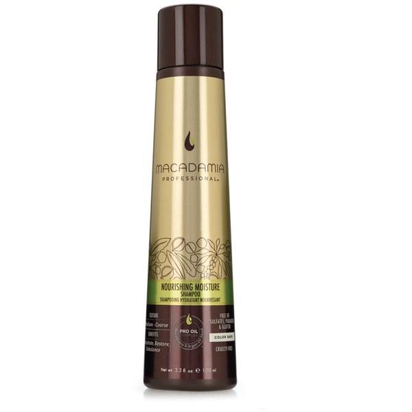 Macadamia Nourishing Moisture Shampoo (100ml)