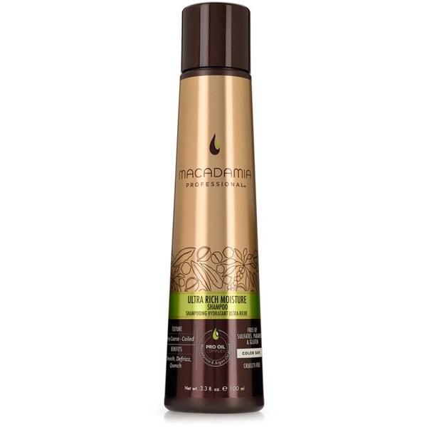Macadamia Ultra Rich Moisture Shampoo (100 ml)