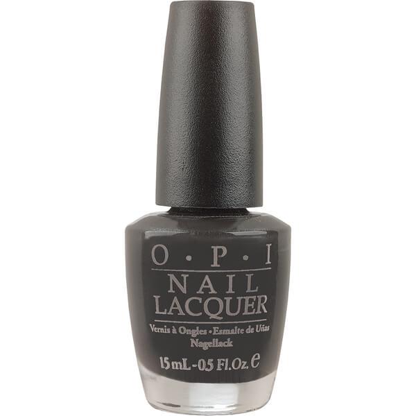 Laca de uñas Classic de OPI - Lady in Black (15 ml)