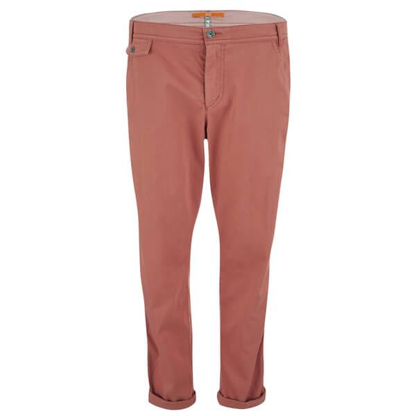 BOSS Orange Women's Sochini-D Trousers - Medium Pink