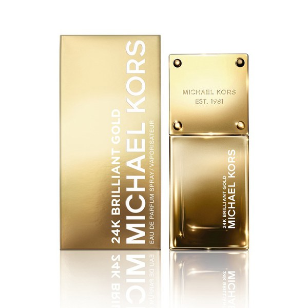 Michael Kors 24K Brilliant Gold Eau de Parfum (30ml)