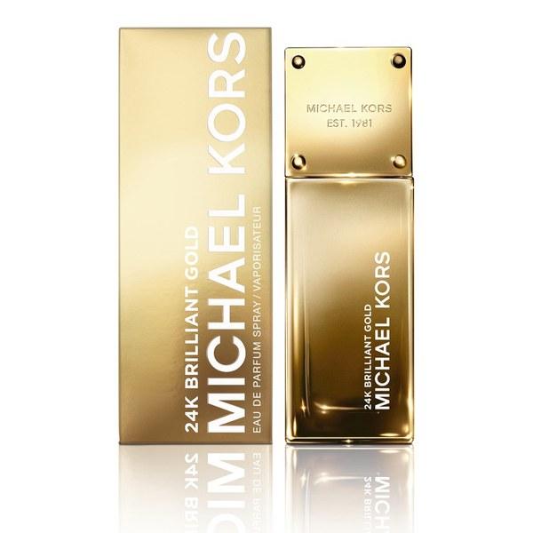Michael Kors 24K Brilliant Gold Eau de Parfum (50ml)