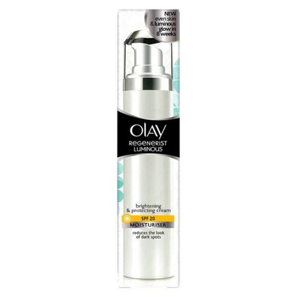 Olay Regenerist Luminous Day Cream SPF20 (50ml)