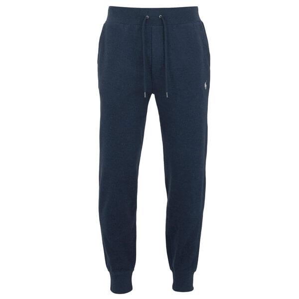 Polo Ralph Lauren Men's Rib Sweatpants - Winter French Navy