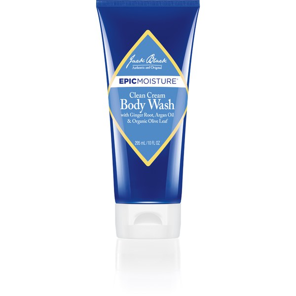 Jack Black Clean Cream Body Wash (295ml)