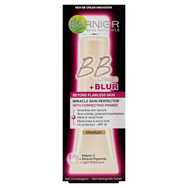 Crema Medium BB Cream and Blur de Garnier (40 ml)