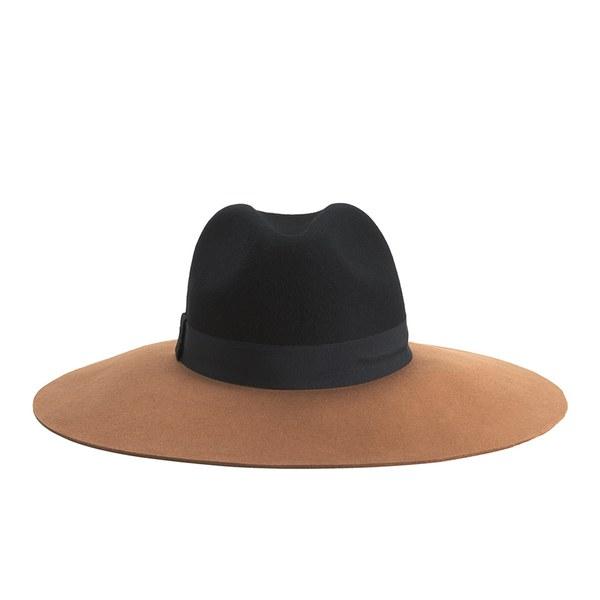 connection s floppy hat black