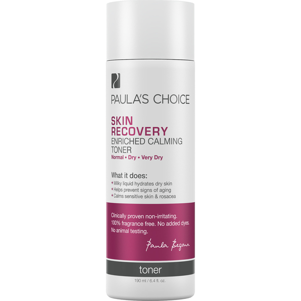 Paula's Choice Skin Recovery Enriched Calming Toner (190ml)