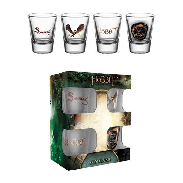 The Hobbit Battle Of Five Armies Smaug - Shot Glasses