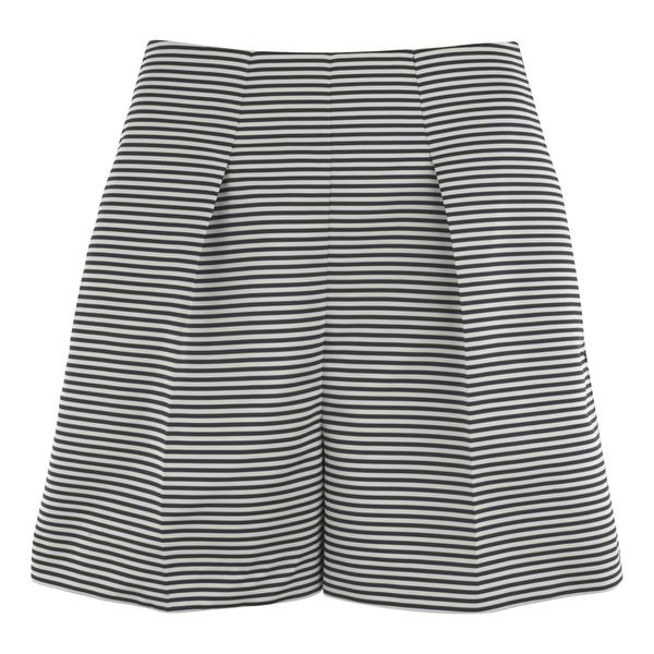 Sportmax Code Women's Canasta Shorts - Black/White
